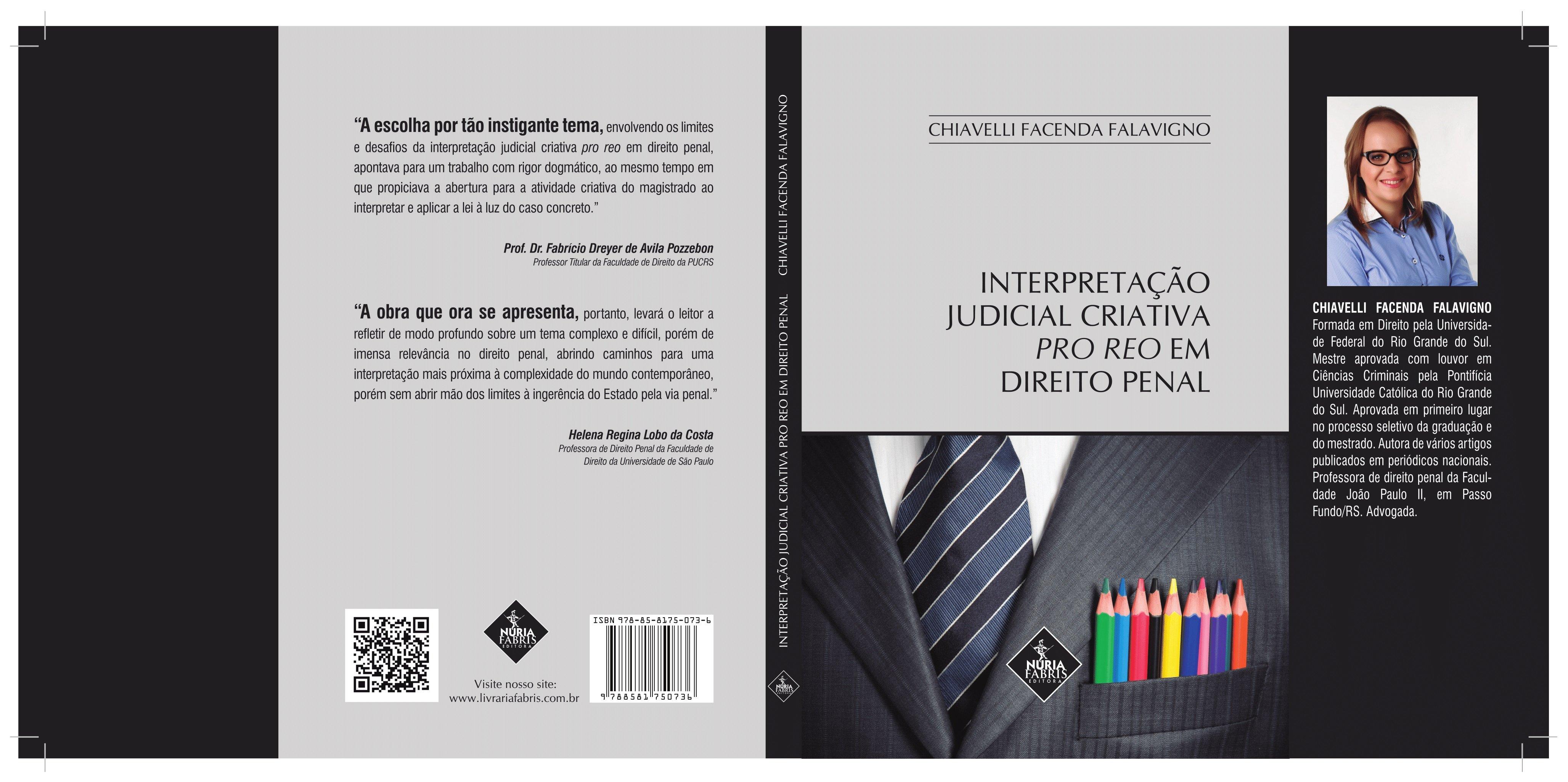 Resenha – Interpretação Judicial Criativa Pro Reo em Direito Penal
