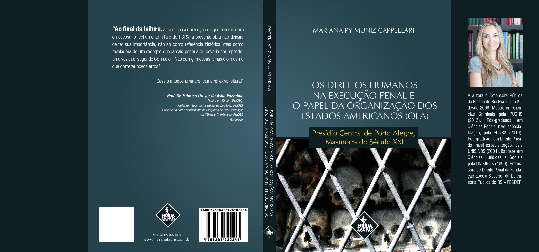 Resenha – Os direitos humanos na Execução Penal e o papel da Organização dos Estados Americanos (OEA)