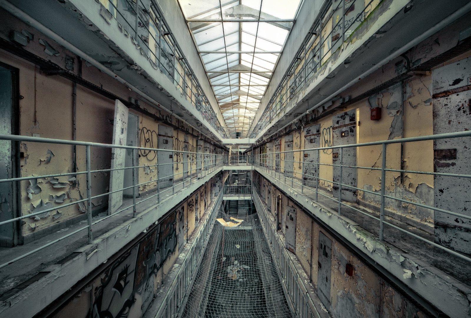 O cárcere e o envelhecimento do preso