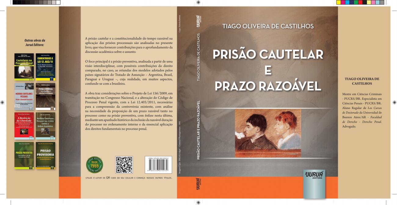 5945 - PRISÃO CAUTELAR E PRAZO RAZOÁVEL-1