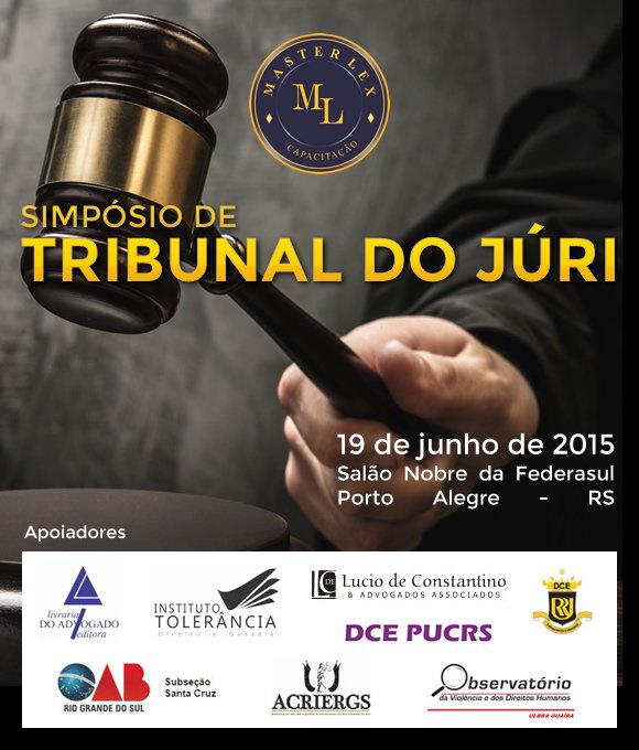 Simpósio de Tribunal do Júri
