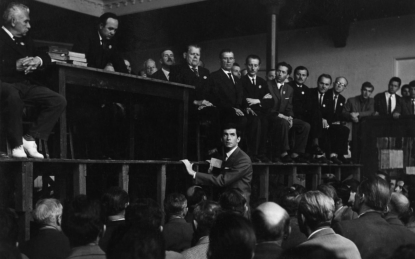 Manual de processo penal: observações sobre o processo de Kafka
