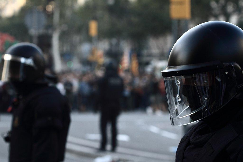Percorrendo a superfície invisível das Delegacias de Polícia