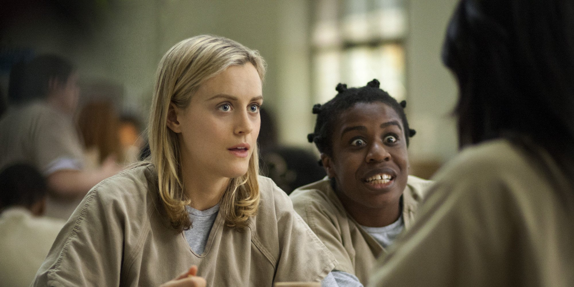 A vida imita a arte? Os presídios femininos na concepção de Orange is the New Black