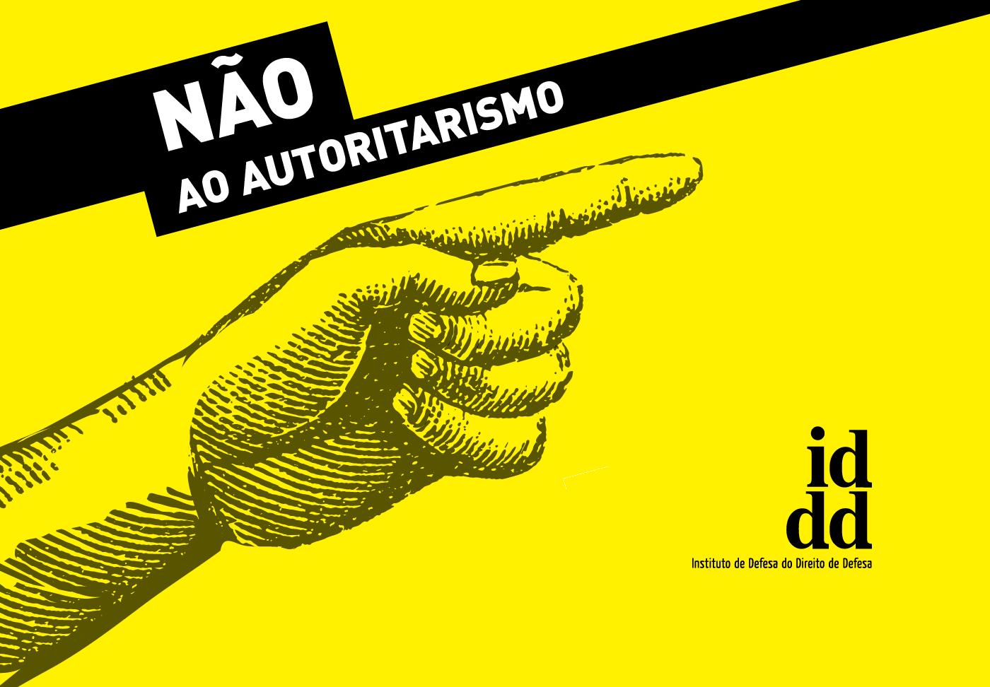 Ato Público em São Paulo contra ameaças ao Estado Democrático de Direito