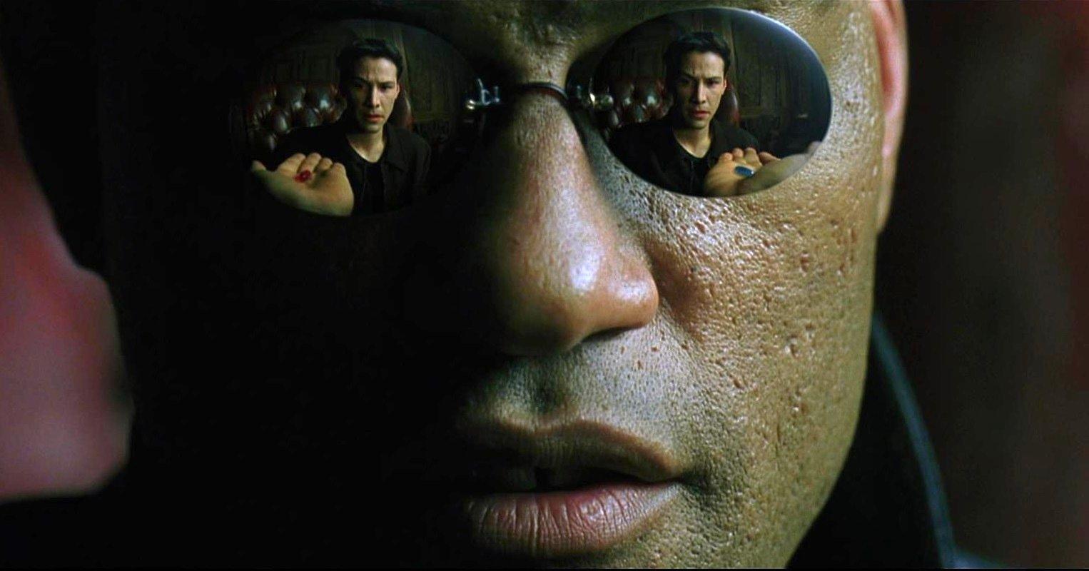 Sobre escolhas e renúncias: a Deep Web no universo Matrix