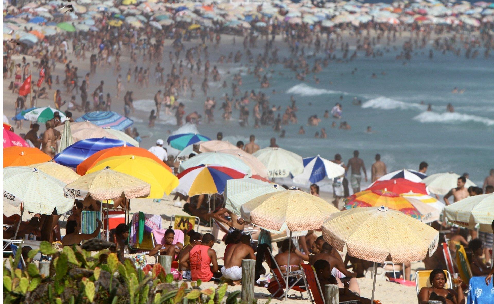 Cerveja, praia e muita seletividade: quando a exceção passa a ser a regra