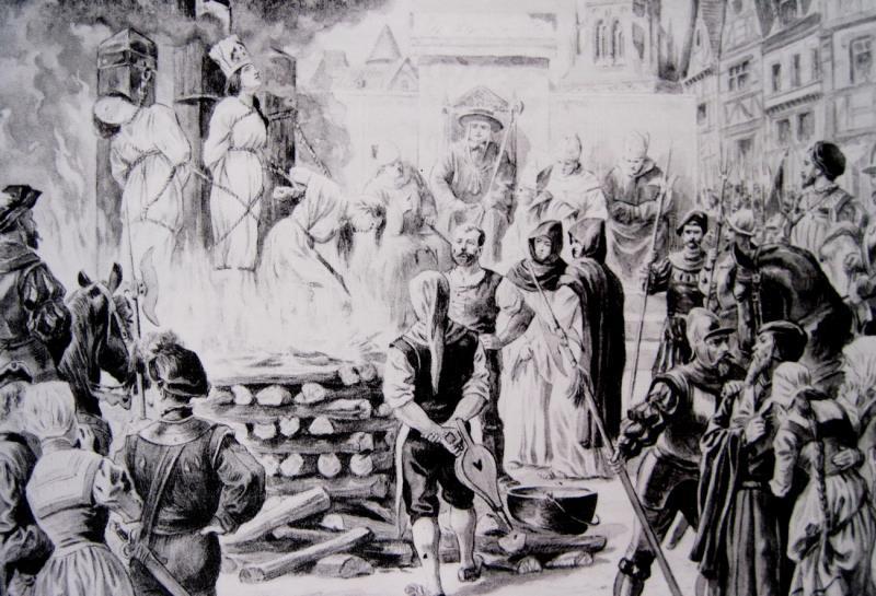 Queimando as nulidades na fogueira da Inquisição