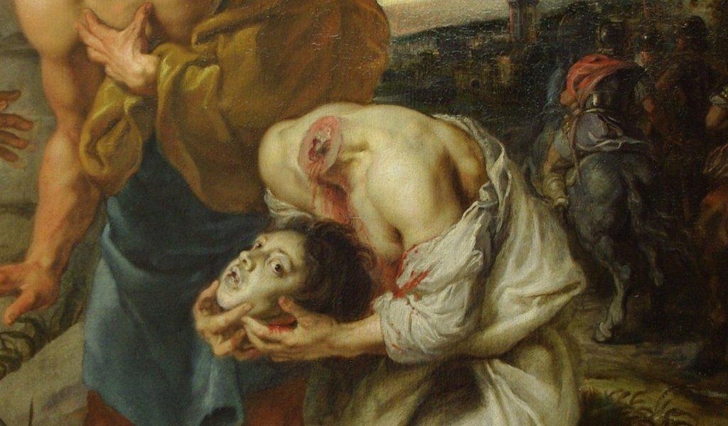 Cerol fino: a arte da decapitação