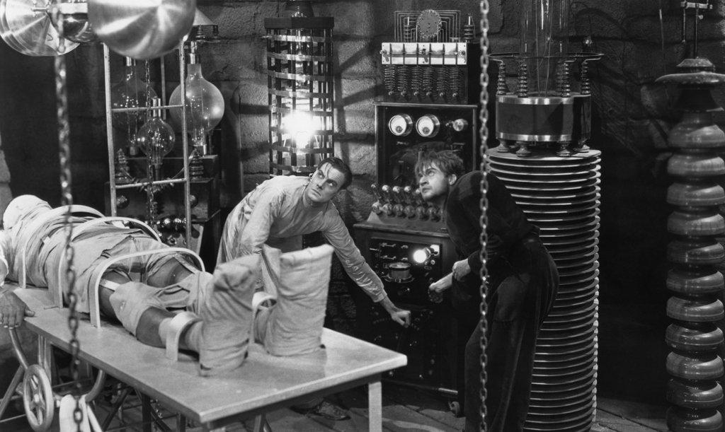 Dr. Frankenstein e os Ladrões de Corpos no século XIX