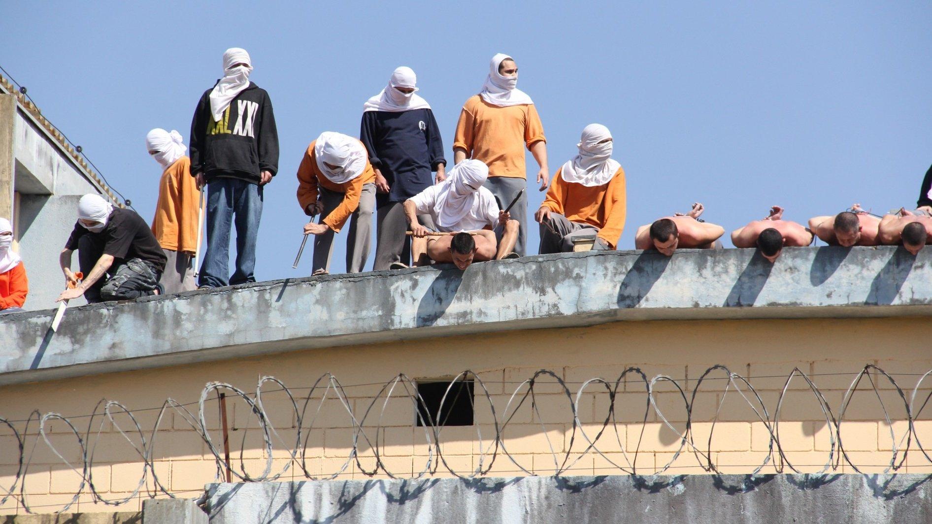 STF e sua responsabilidade pela provável revolta das cadeias