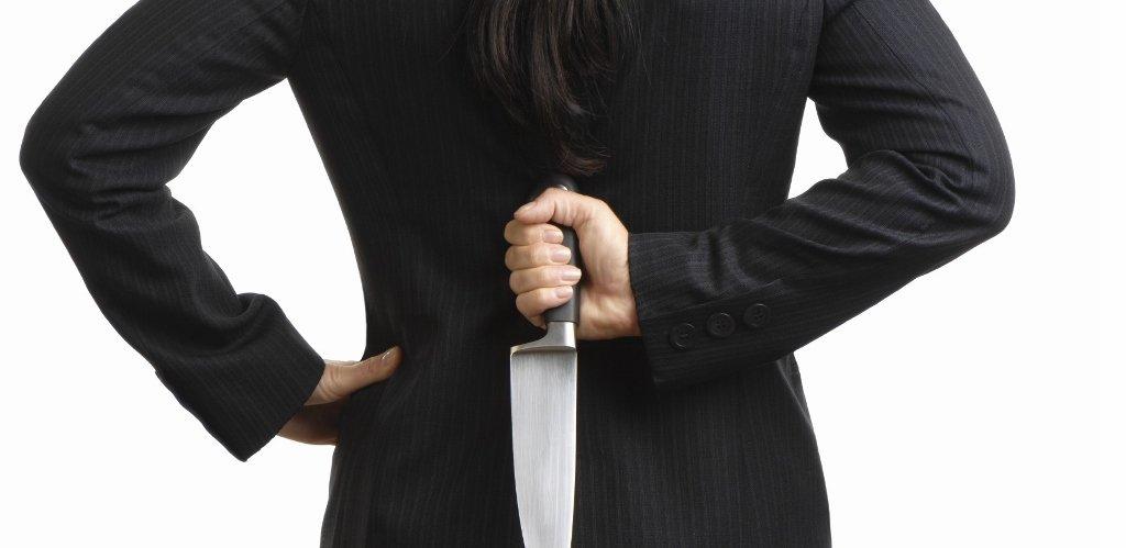 Sim, o mundo do crime também é das mulheres!