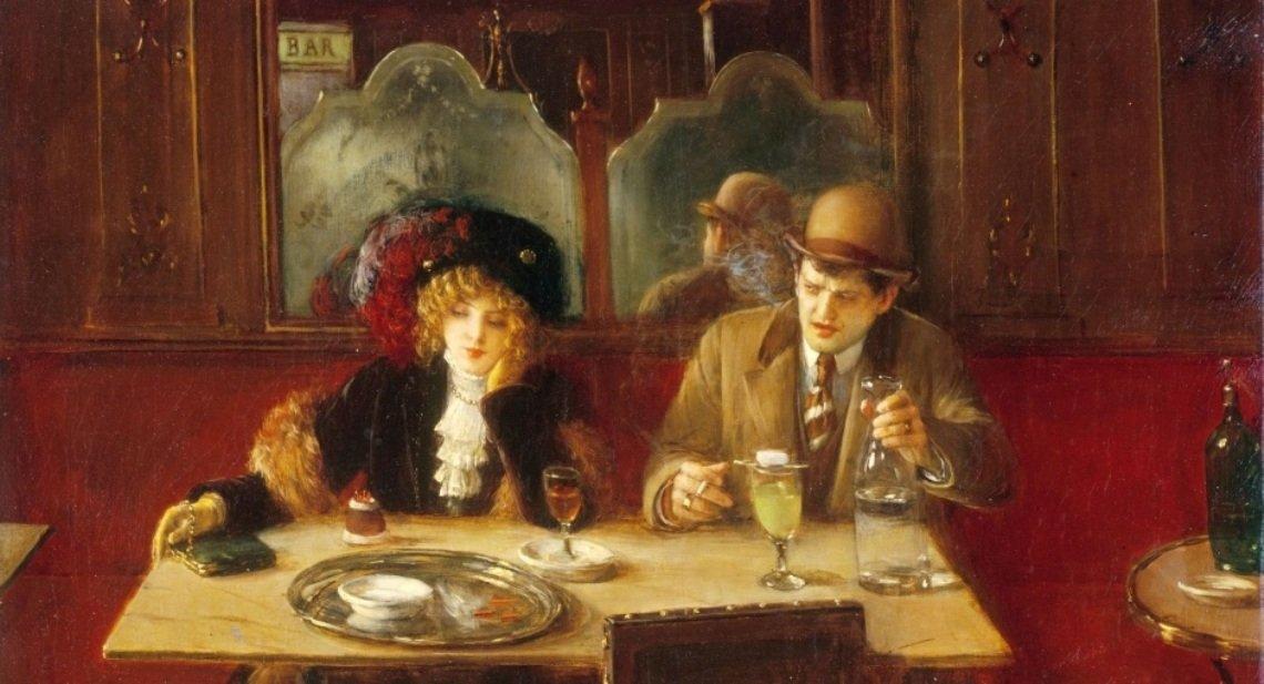 Os crimes do absinto e sua proibição