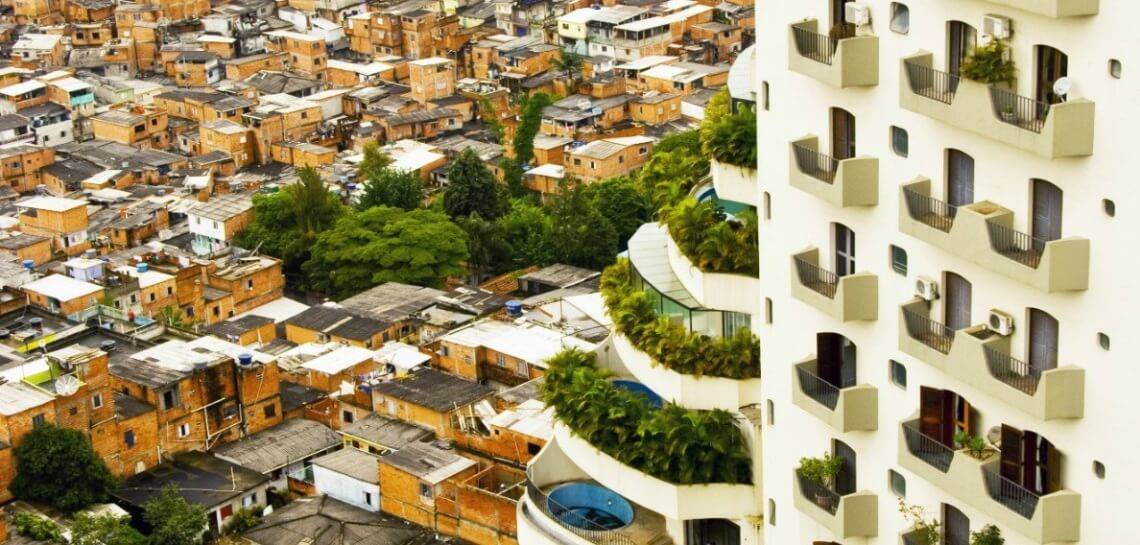 A criminalidade e a desigualdade social
