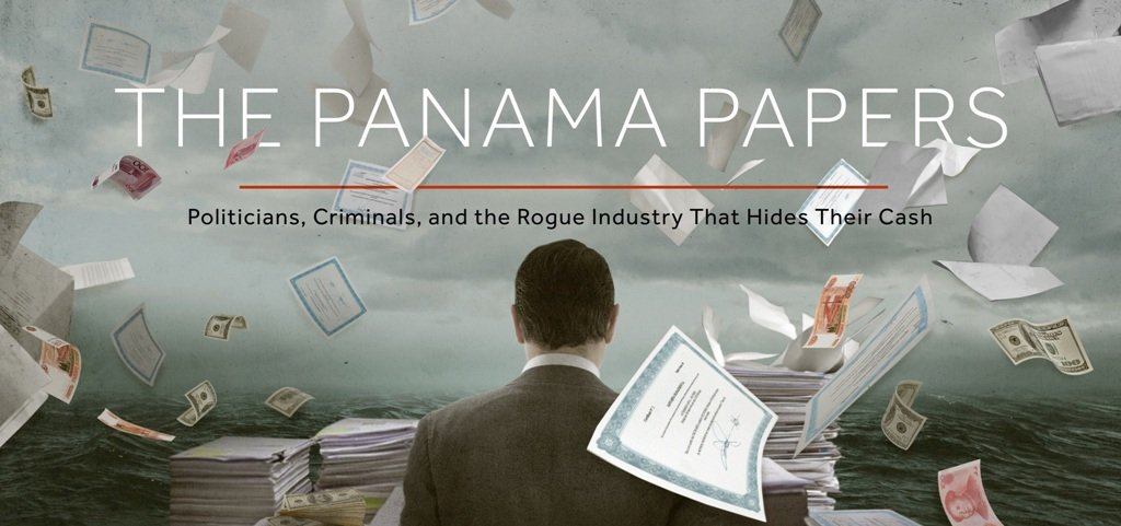 O escândalo do Panama Papers