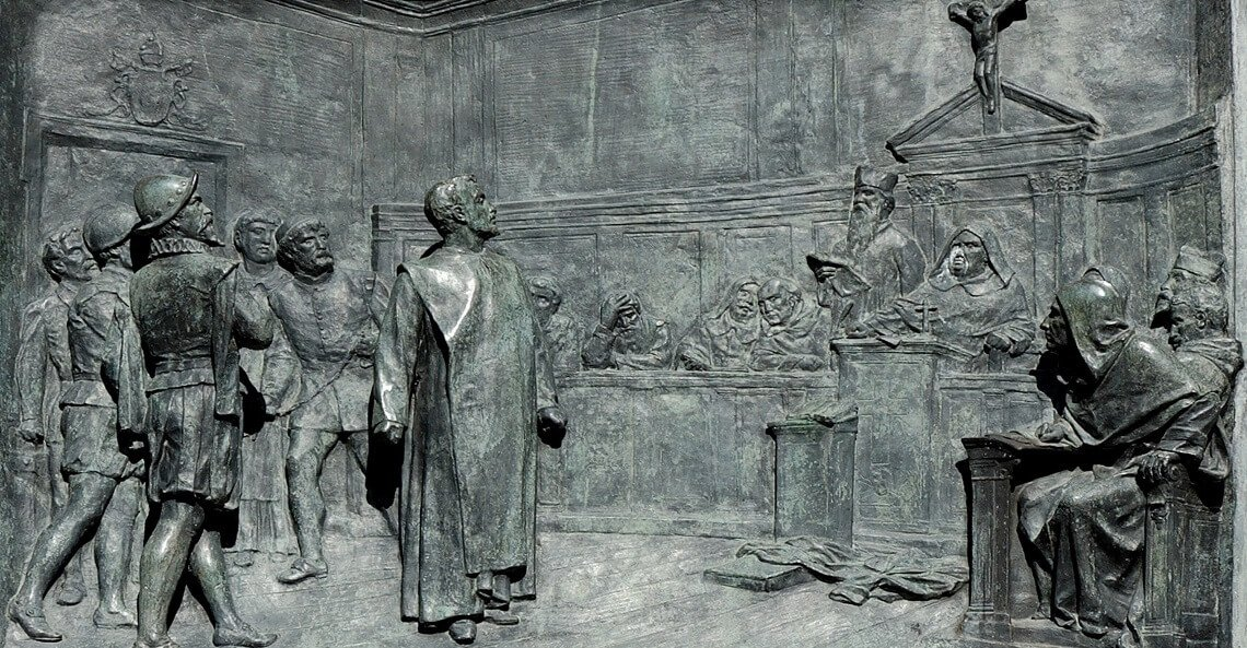 O primeiro júri da história