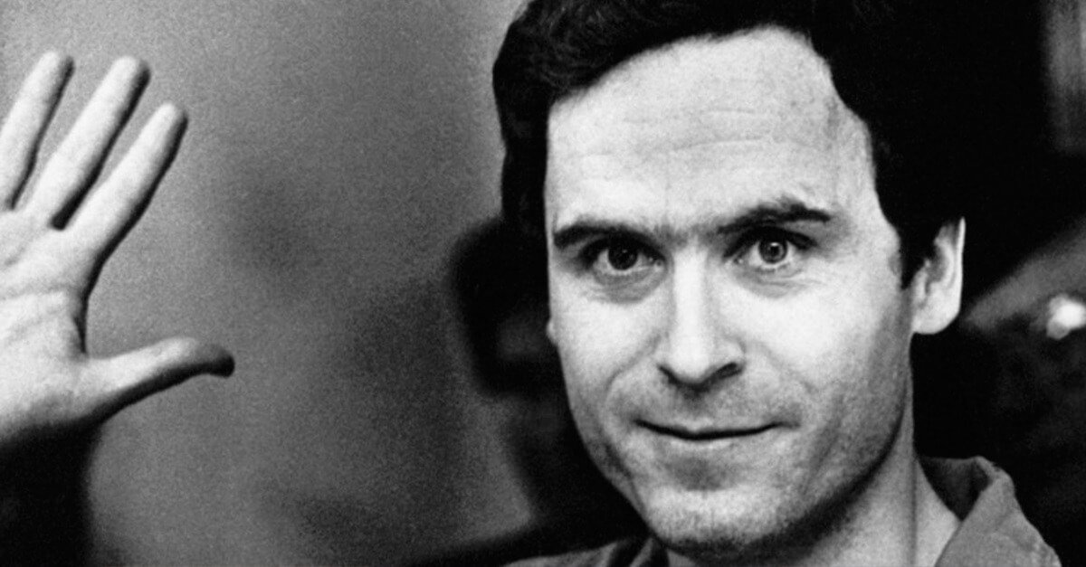 Ted Bundy, o anjo da morte