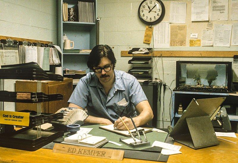 Kemper marcando consultaspsiquiátricaspara outros presos