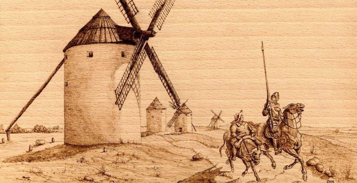 Advocacia criminal, Dom Quixote e seus moinhos de ventos