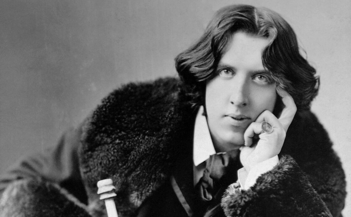 "Os ""crimes"" homossexuais de Oscar Wilde"