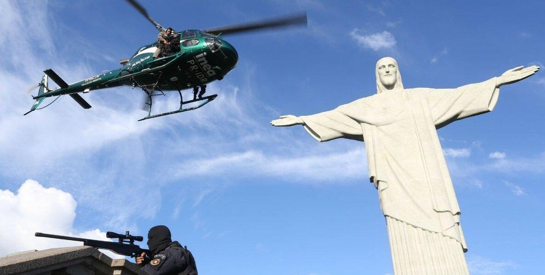 Olimpíadas Rio 2016 e a Segurança Pública