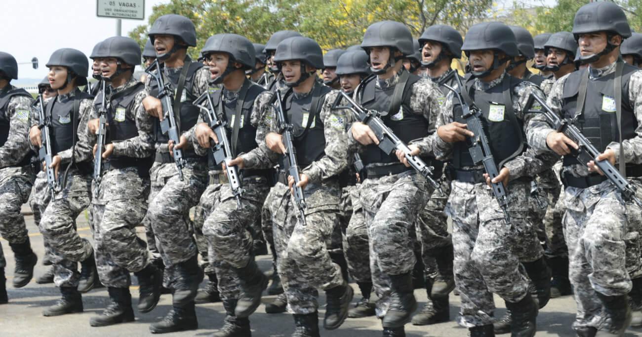 """""""Agosto Vermelho"""": o caso de envio da Força Nacional ao Rio Grande do Sul"""