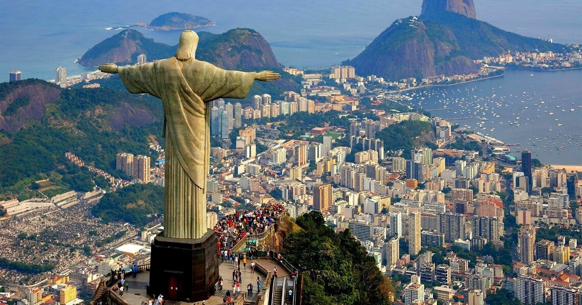 Olimpíadas 2016: polícia brasileira x turistas estrangeiros