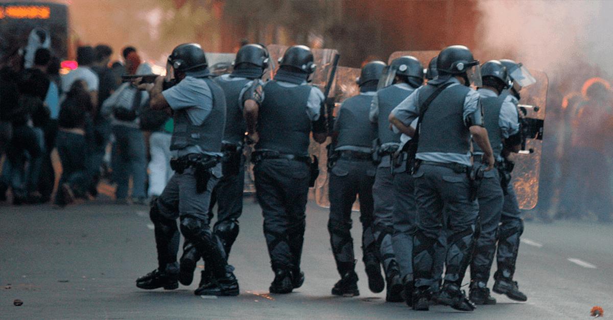 A criminalização dosdefensores de Direitos Humanos