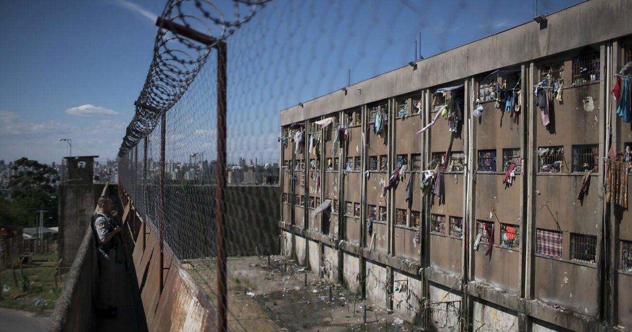 falência da prisão