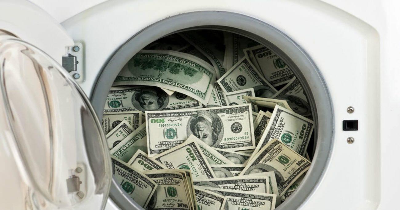 lei de lavagem de dinheiro