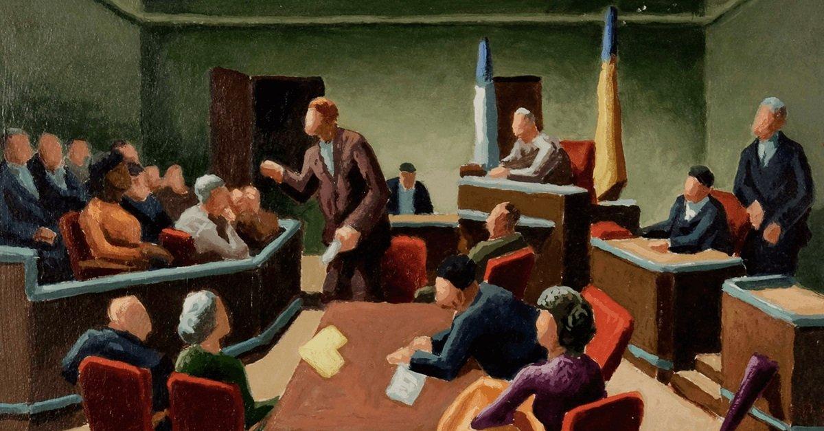 O dia em que meu cliente convenceu o júri de sua inocência