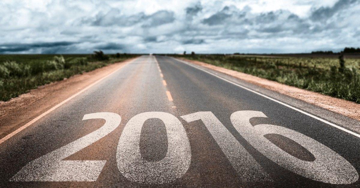 2016: um ano para não esquecer