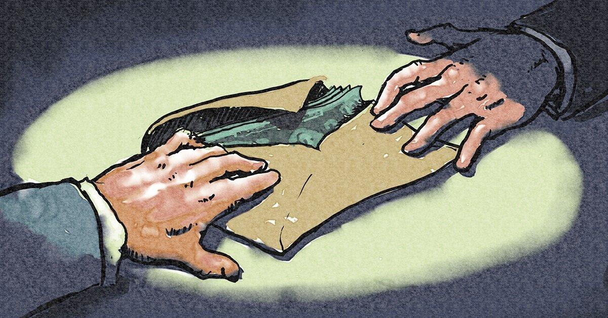 Estudo criminológico da corrupção