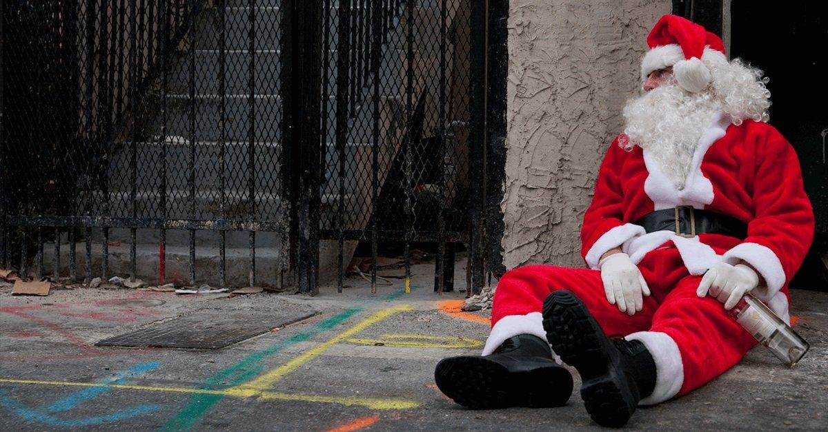 A farsa do Papai Noel e o processo penal