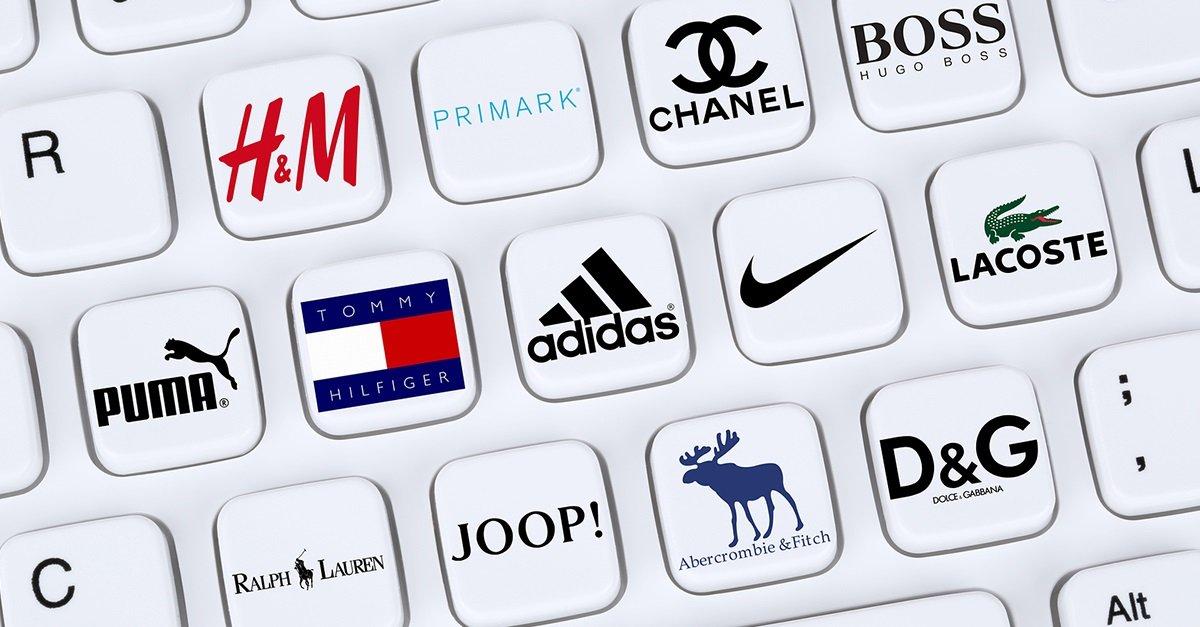 Produtos com marca falsificada no comércio exterior