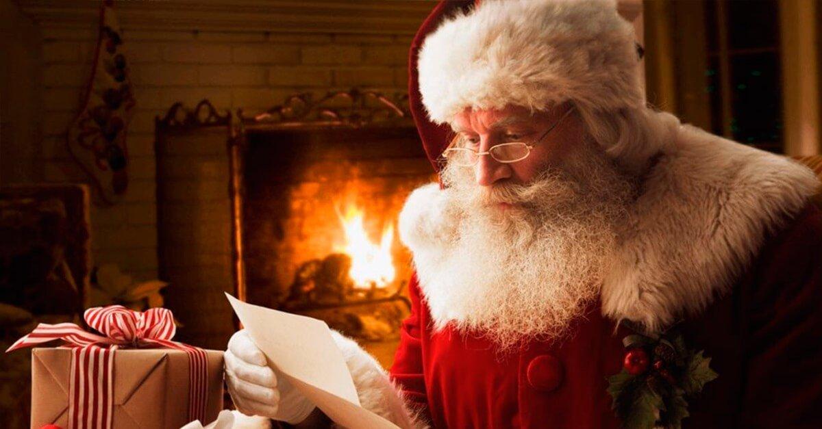 Quando um advogado criminal escreve uma carta para Papai Noel