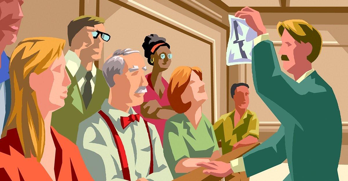 Manifestação de jurado e soberania do júri