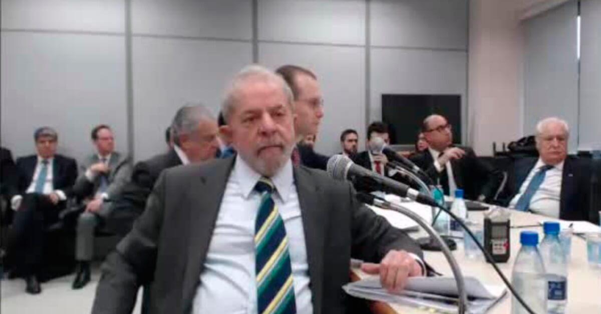 24 horas sob o Estado de Polícia: o dia do depoimento de Lula a partir de outro ângulo