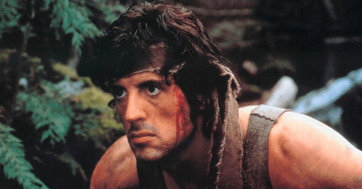 First Blood, Rambo e a liberação da violência