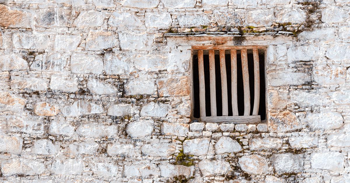 Prisão, coisa do passado (resposta aos comentários)