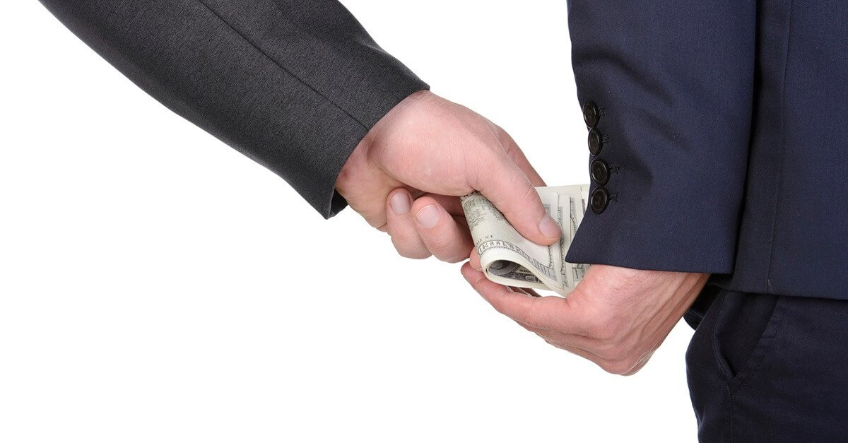 Vamos falar de corrupção