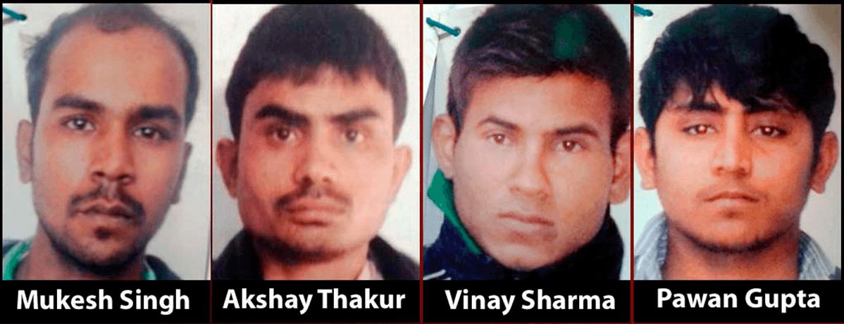 Jyoti estupradores