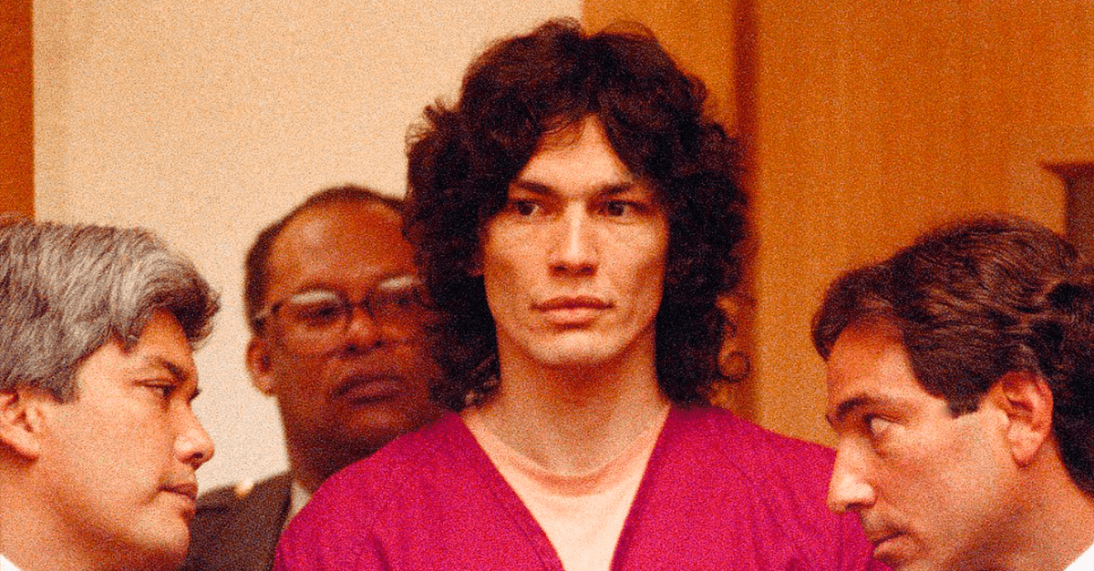 Richard Ramirez 06