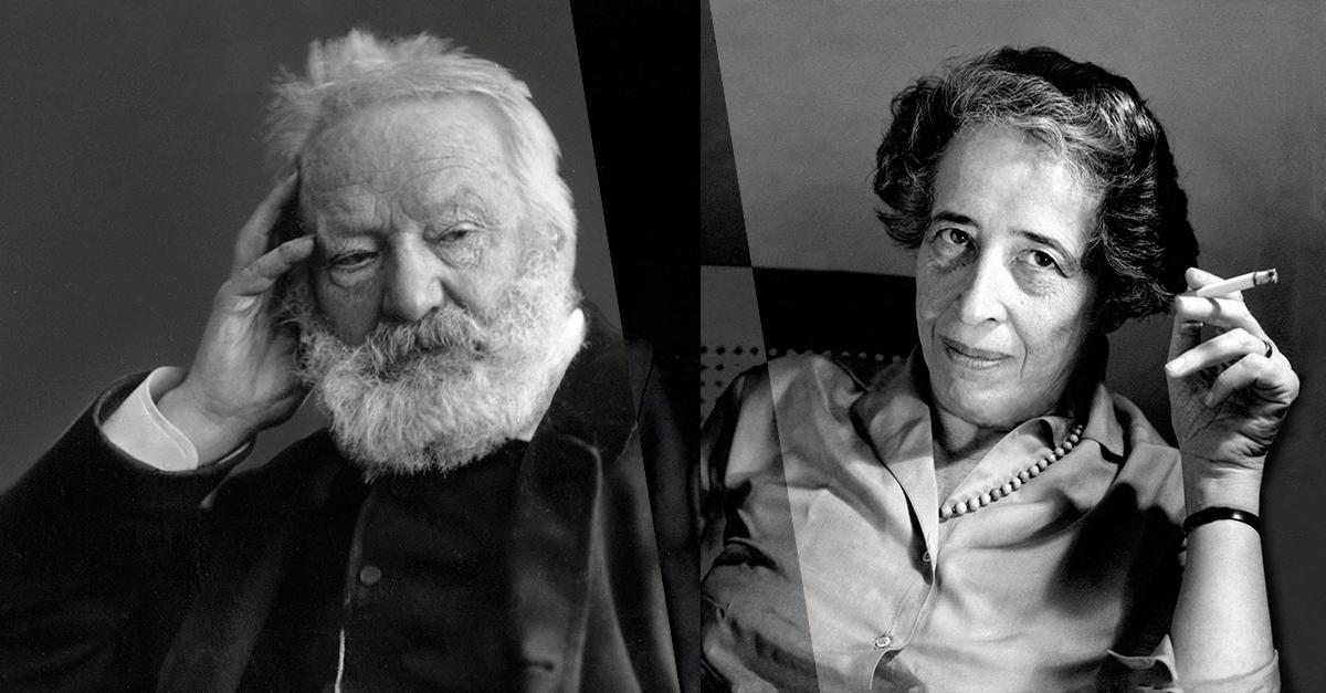 A importância do Espaço Público em Hannah Arendt e Victor Hugo