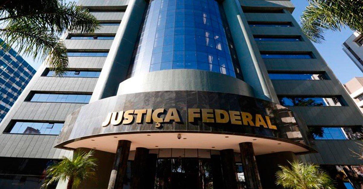 Resultado de imagem para justiça federal