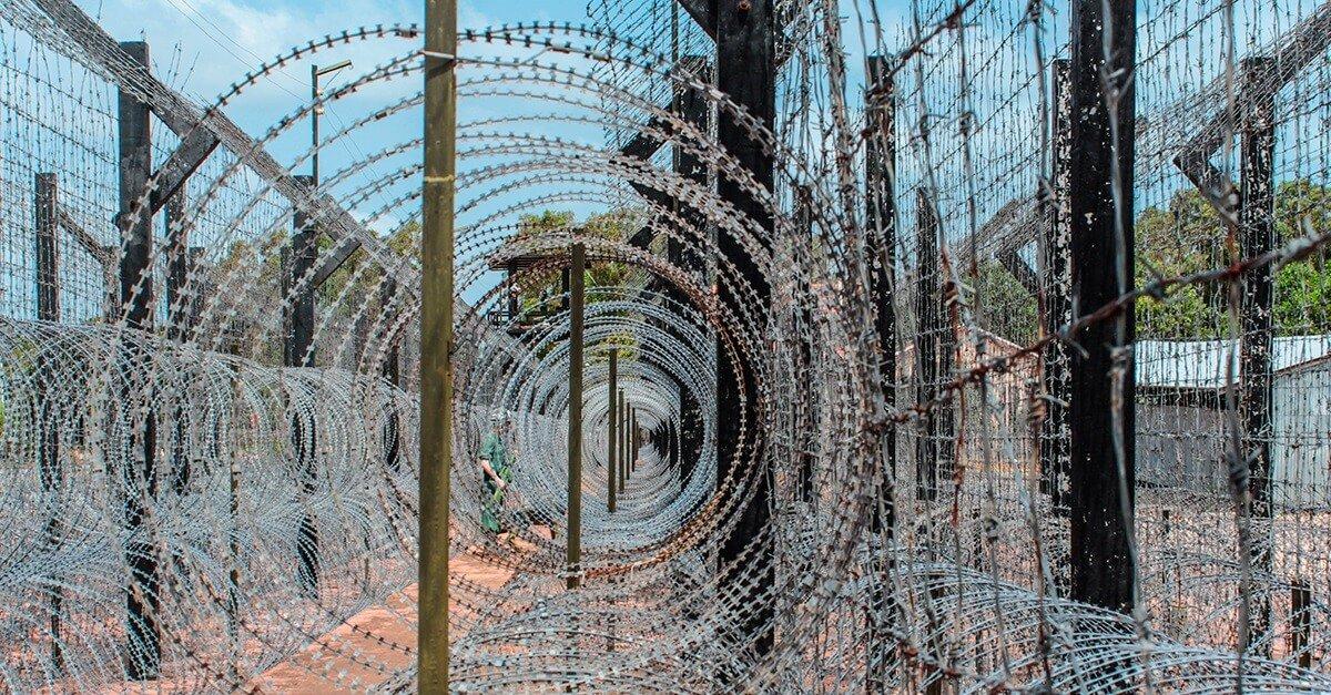 crise carcerária
