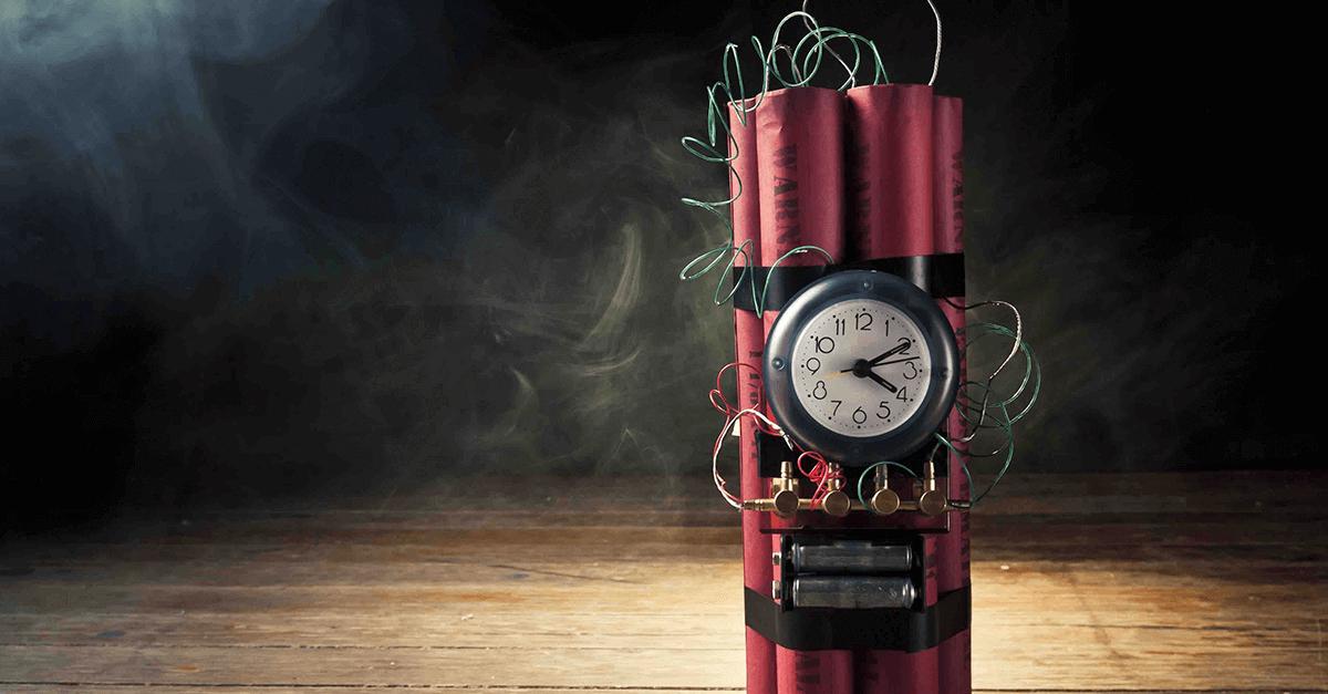 Tortura e o cenário da bomba relógio