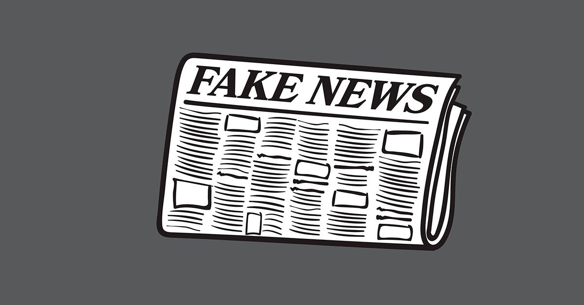 5 passos para não ser enganado por Fake News