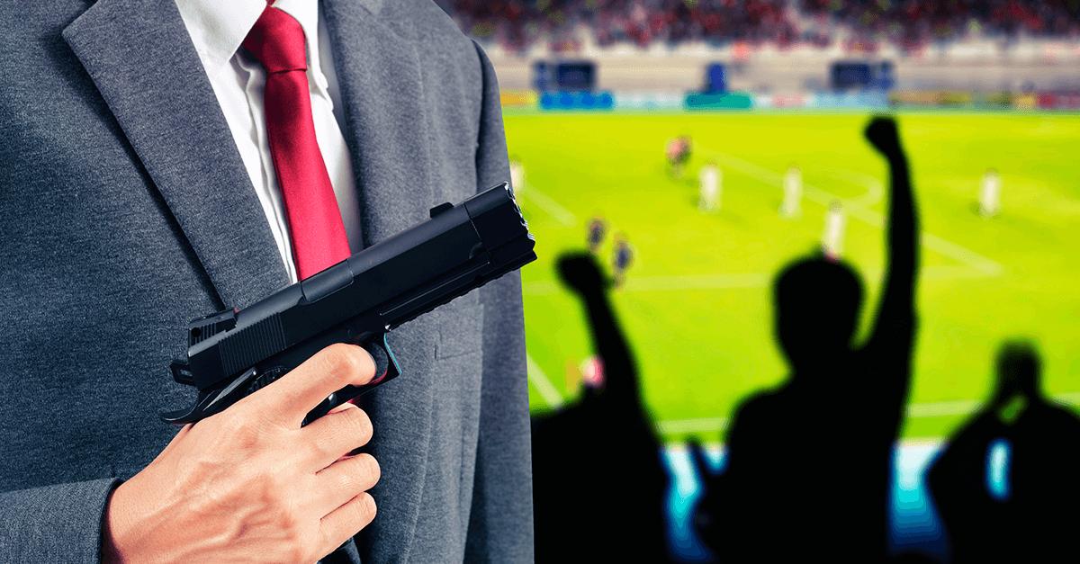 Gol contra do legislador no jogo contra o crime