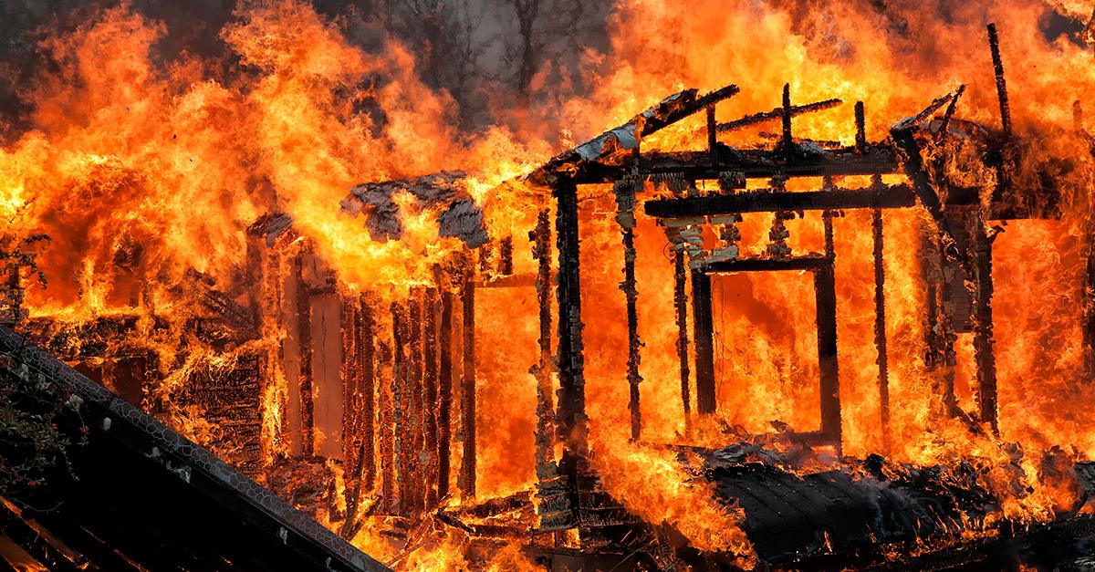 Os arrombadores e incendiários para o Criminal Profiling